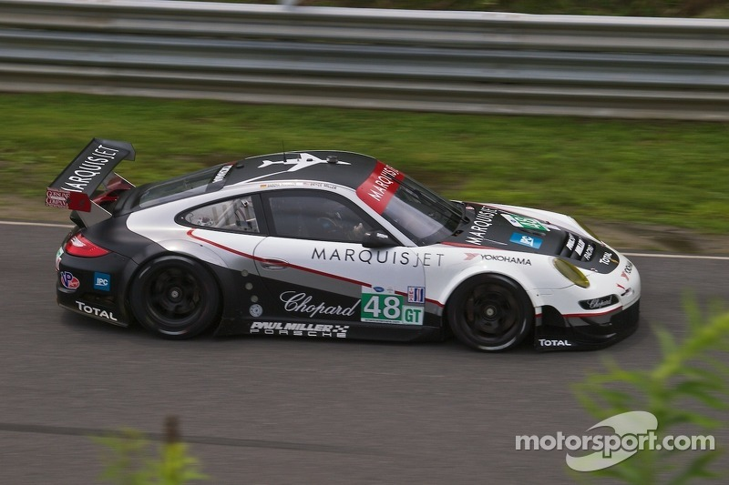 Paul Miller Racing Lime Rock Qualifying Report