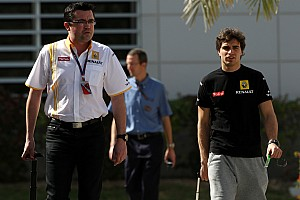 Formula 1 D'Ambrosio Could Switch Teams For 2012 - Boullier