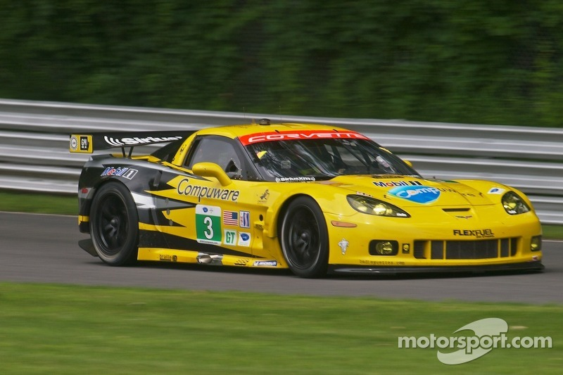 Corvette Racing Lime Rock Race Report