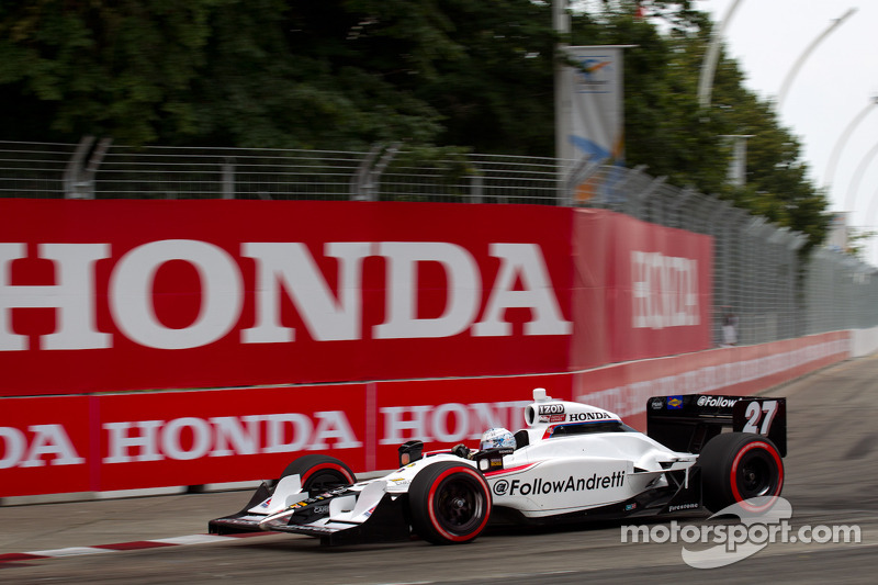 Mike Conway Toronto Race Report