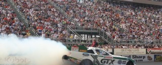 John Force Racing NHRA Joliet Final Report