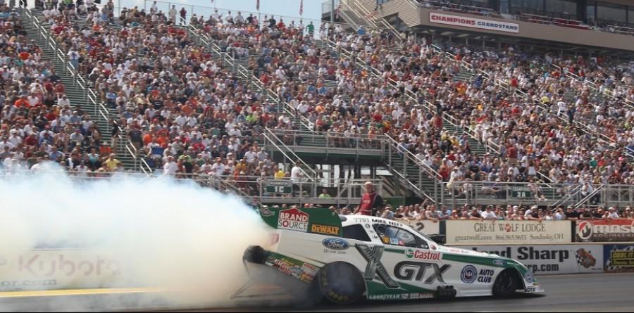 John Force Racing NHRA Joliet Final Report