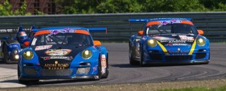 TRG  Lime Rock ALMS Race Report