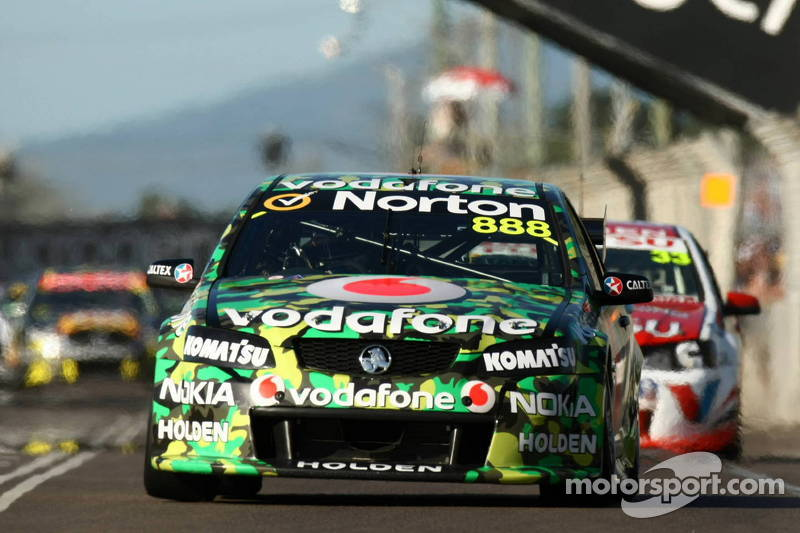 TeamVodafone Townsville 400 Saturday Report