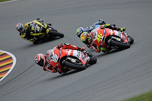 Ducati German GP Race Report