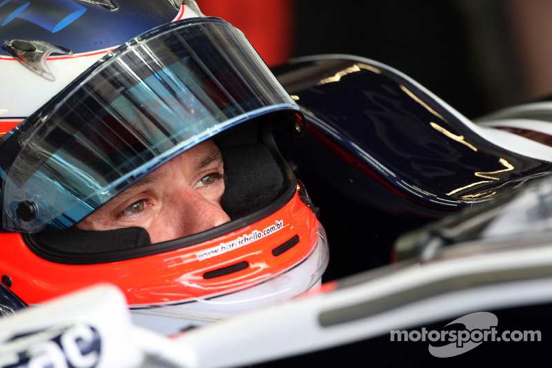 Barrichello Reveals Contract Talks In Germany