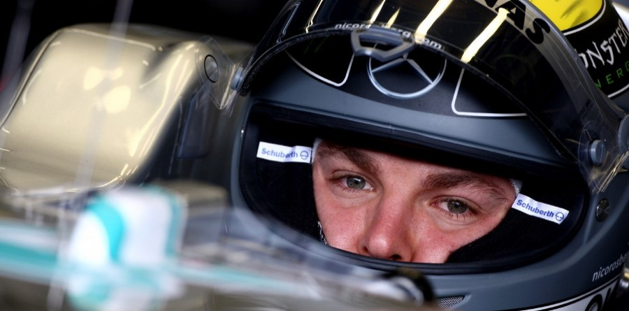 Mercedes F1 German GP - Nurburgring Friday Practice Report