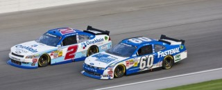 Nationwide Drivers Return To Nashville Superspeedway