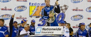 Edwards Dominates Nationwide Nashville 300