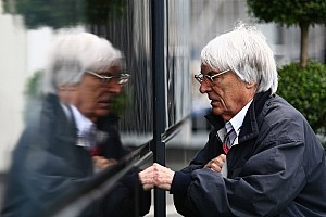 Formula 1 Talks 'On' To Alternate Spanish Venues - Ecclestone
