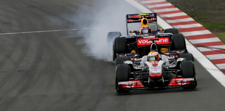 Wake-Up Call For Red Bull After Hamiltons German GP Win