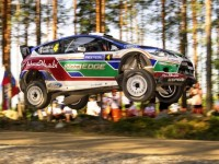 Ford Makes The Best Of Rally Finland WRC Weekend