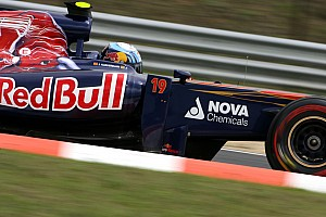 Toro Rosso Hungarian GP Race Report