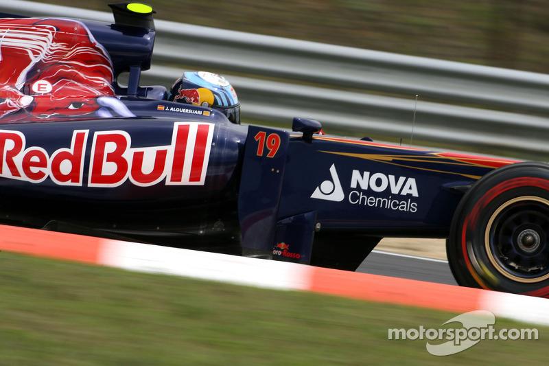 Toro Rosso Hungarian GP Race Report
