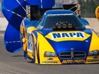 Ron Capps NHRA Sonoma Infineon Raceway Final Report