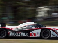Muscle Milk AMR Has Momentum Heading To Mid-Ohio ALMS Event