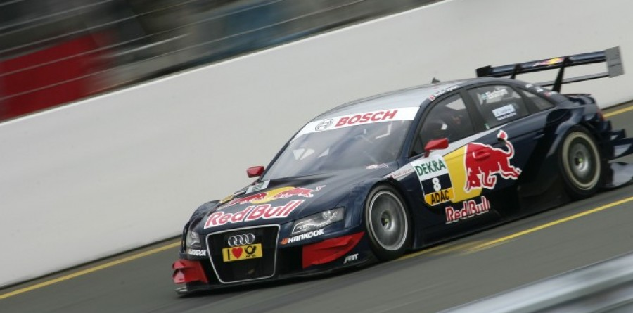 Audi's Ekstrom Takes Pole For DTM Race At Nurburgring