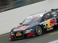 Audis Ekstrom Takes Pole For DTM Race At Nurburgring 