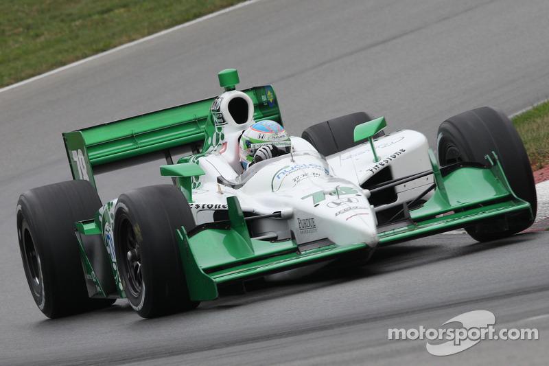 HVM Racing Mid-Ohio Qualifying Report