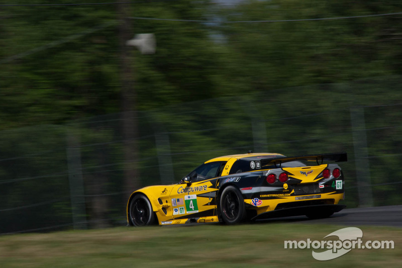 Oliver Gavin Mid-Ohio Race Report