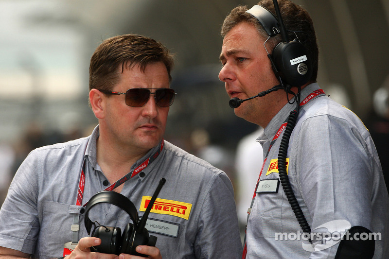 Teams to decide on qualifying tyres - Hembery