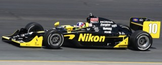 IndyCar Franchitti leads series Loudon test day at NHIS