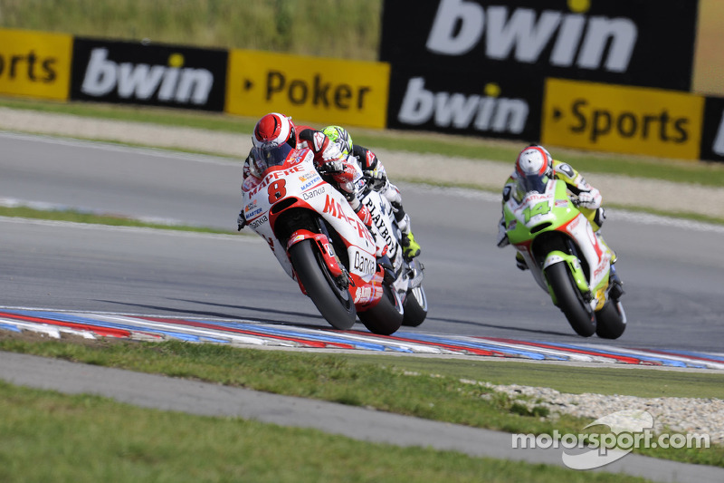 Aspar Czech GP race report