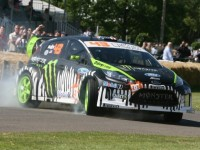 Ken Block releases Gymkhana FOUR