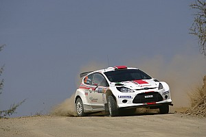 WRC Support classes Rally Deutschland leg 1 summary
