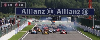 GP2 Series heads to Spa for 2011 penultimate round