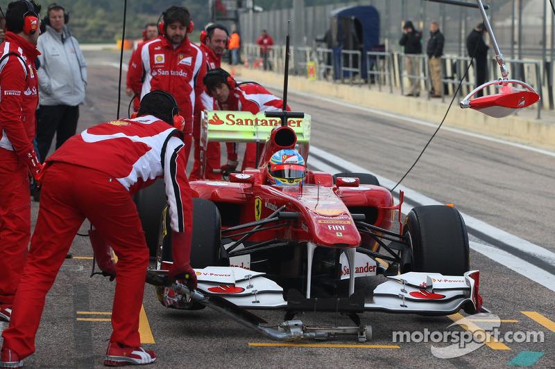 2012 test season to begin February 7th - report