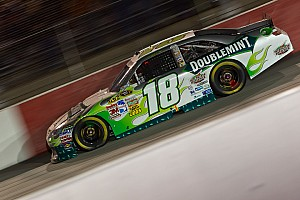 Kyle Busch - Bristol II Friday media visit