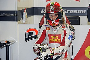 Gresini Racing Indianapolis GP qualifying report