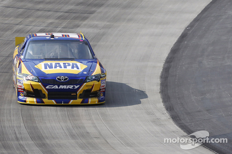 Michael Waltrip Racing Bristol II race report