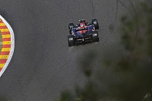 Toro Rosso Belgian GP - Spa race report
