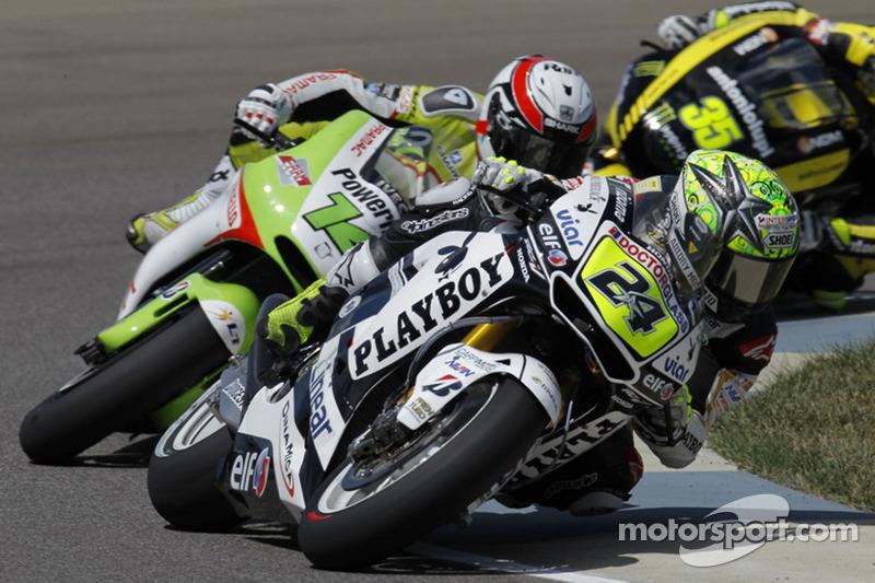 LCR Honda Indianapolis GP race report