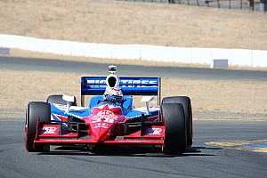 IndyCar CGR's Rahal Sonoma race report