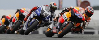 MotoGP MotoGP field to try and reel in Stoner at Misano