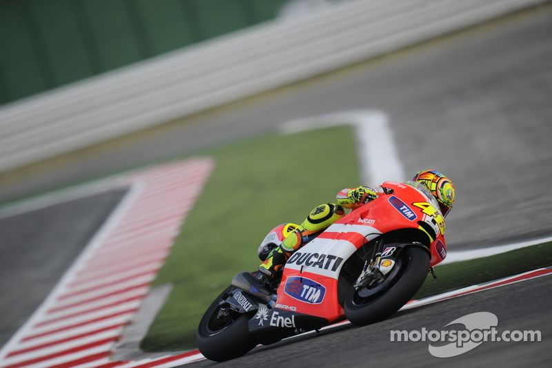 Ducati San Marino GP qualifying report