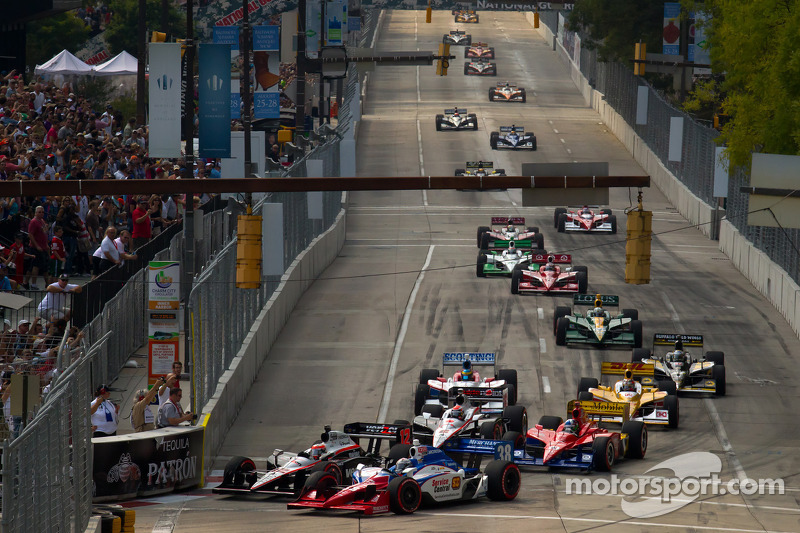 Honda Racing Baltimore race report