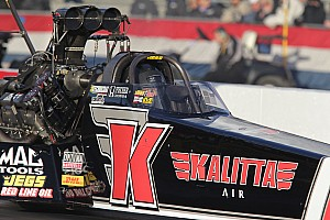 NHRA Kalitta Motorsports Indianapolis final report