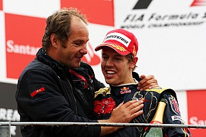 Domenicali 'mistaken' about Vettel quality - Berger