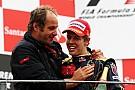 Domenicali 'mistaken' about Vettel quality - Berger