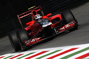 Marussia Virgin Italian GP - Monza race report