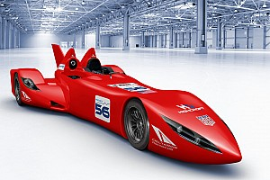 ALMS Highcroft Racing DeltaWing project moves ahead