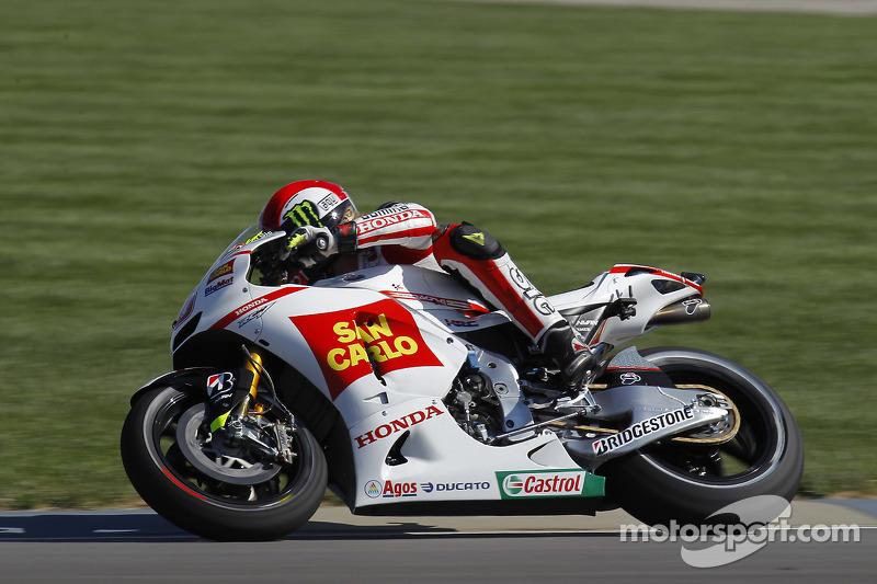 Gresini Racing wants strong Aragon GP