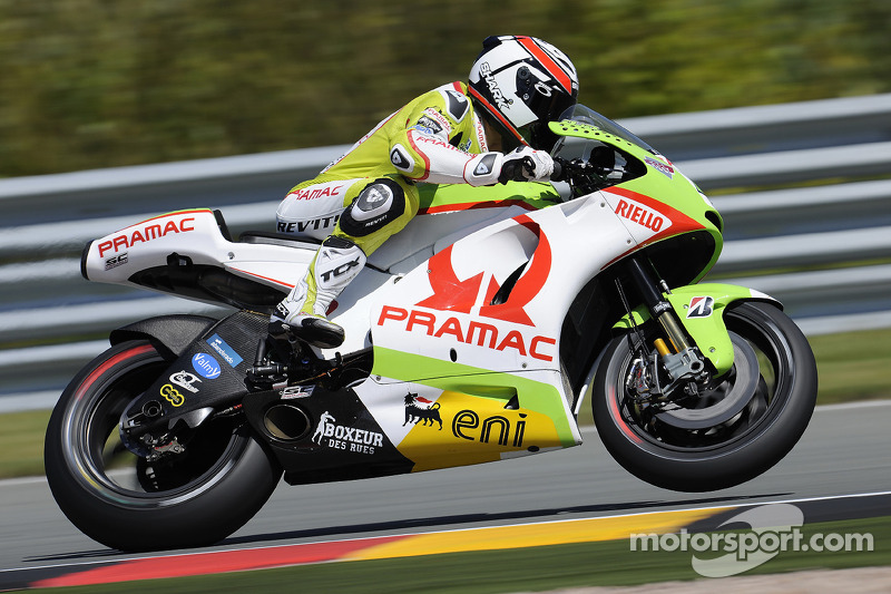 Pramac Racing Aragon GP Friday report