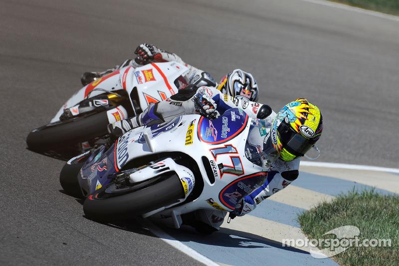 Cardion AB Aragon GP Friday report