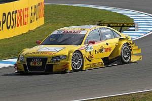 DTM Olé, olé - Audi's Molina clinches first pole at Oschersleben