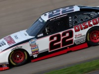 Keselowski wins at Chicagoland